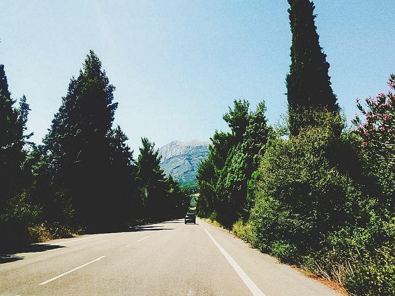 Eine Rundreise durch Griechenland mit dem Auto
