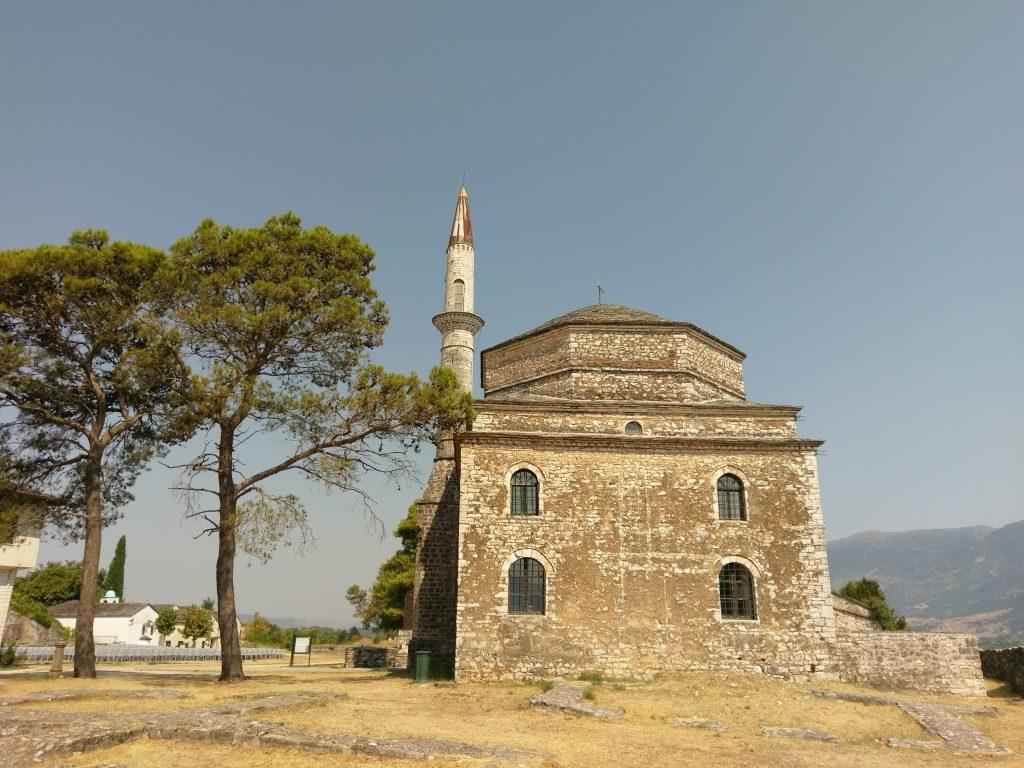 Die Fetije Moschee in Ioánnina