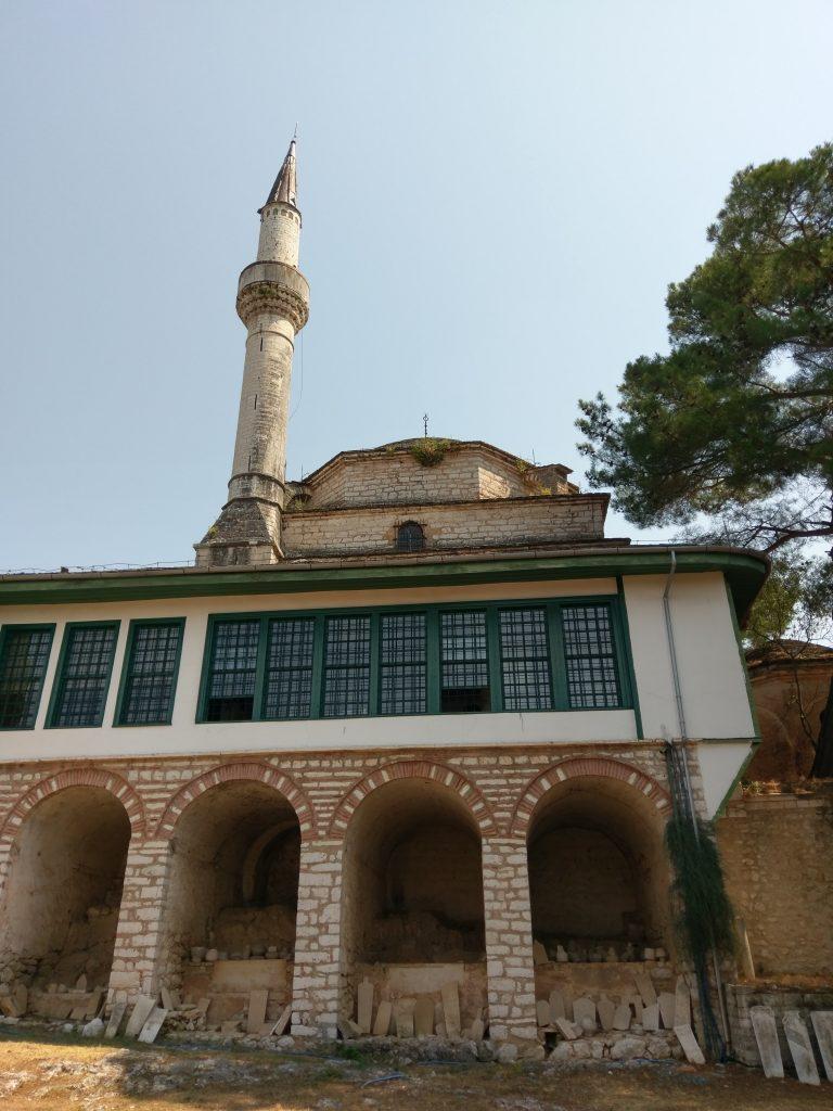 Die Aslan-Pascha Moschee - heute das städtische Museum in Ioánnina