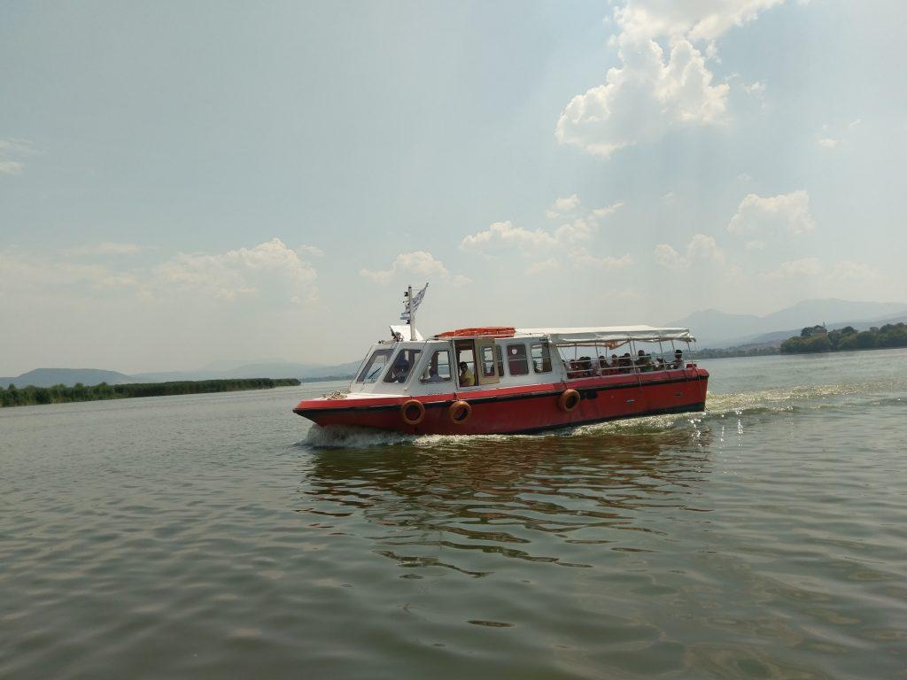 Bootsausflug zur Insel Nisi