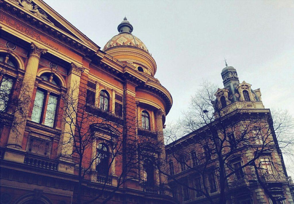 Wir starten unsere Erkundungstour durch Budapest...
