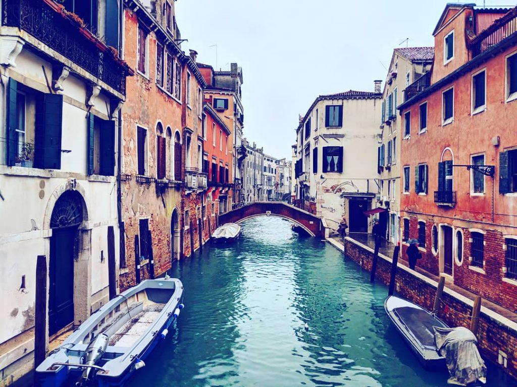 Venedigs wunderschöne Gassen