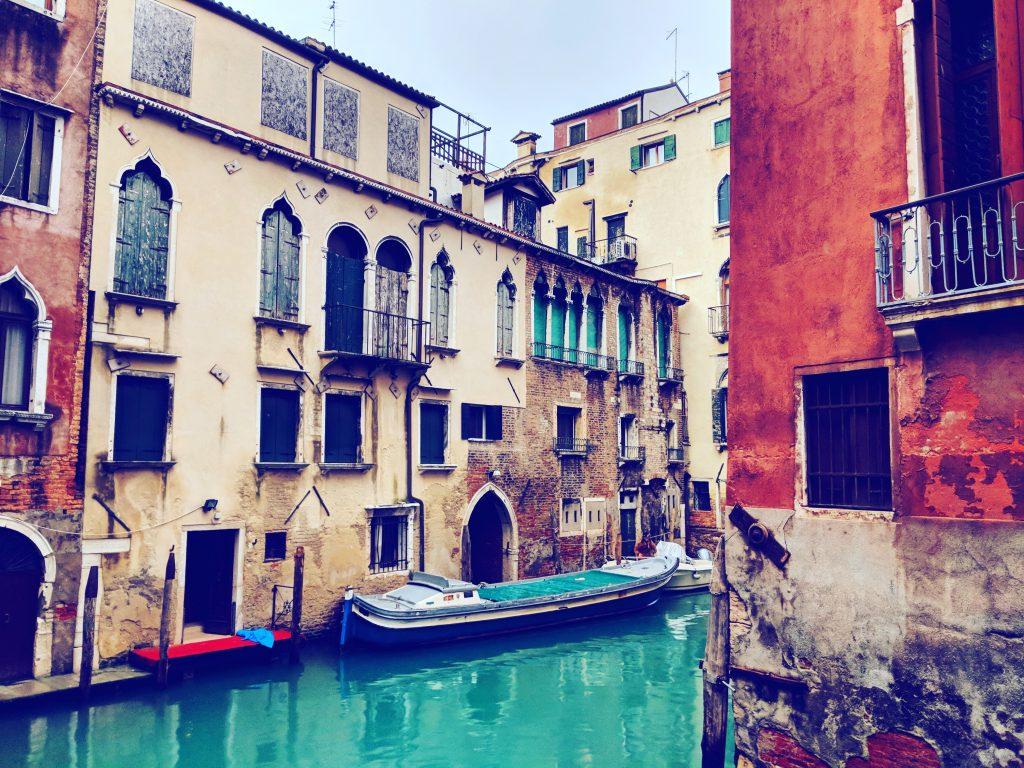 Morbider Charme - Venedigs Architektur