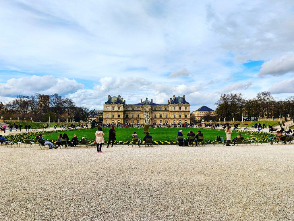 Das Palais du Luxembourg