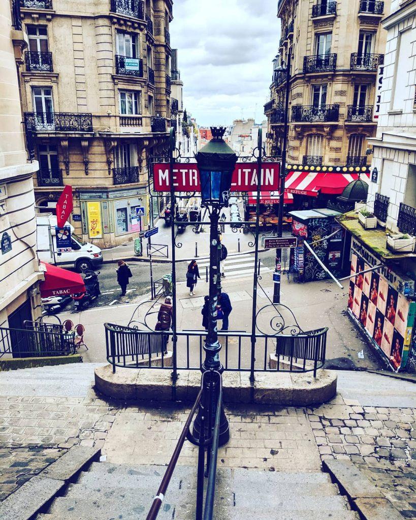 Das lebendige Montmartre