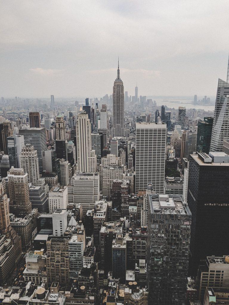Hoch...höher...Manhattan