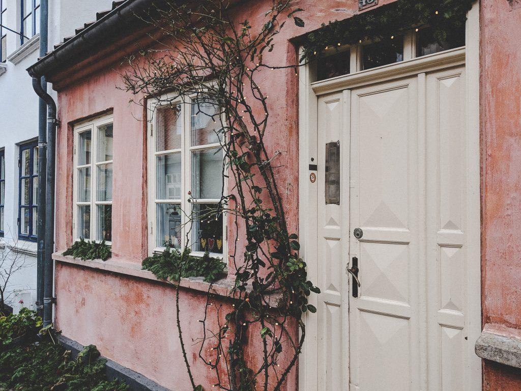 Kleine Häuser...