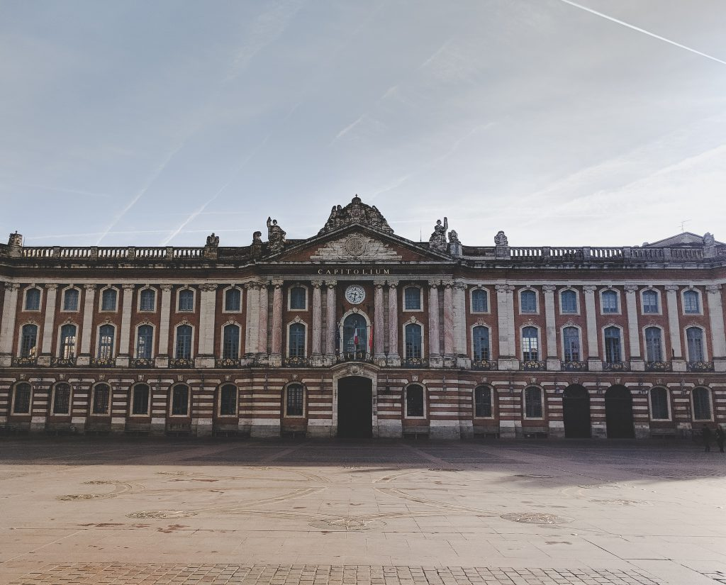 Le Capitole - Das Rathaus in Toulouse
