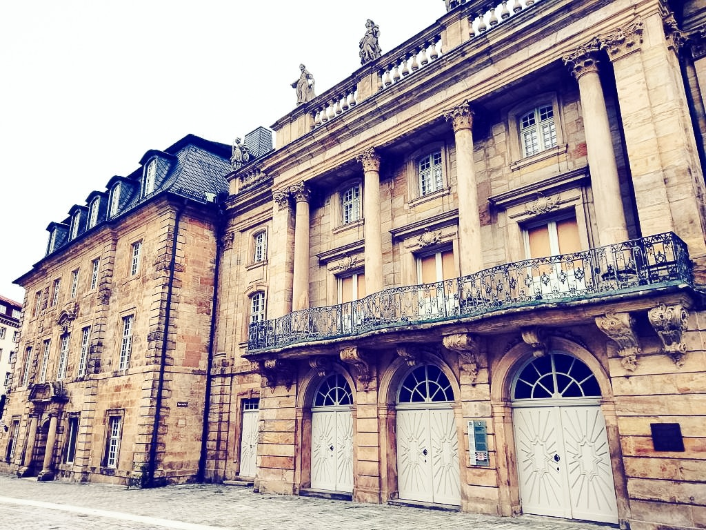 Markgräfliches Opernhaus in Bayreuth