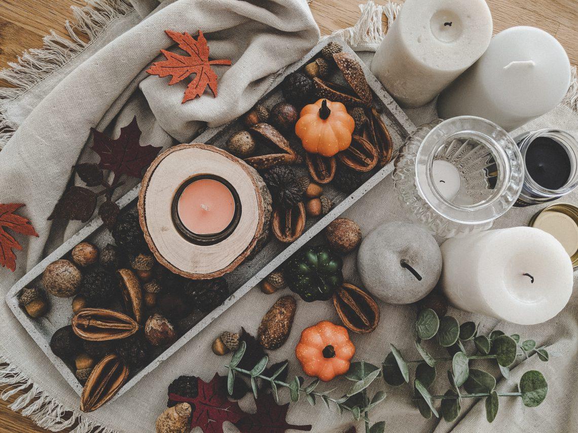 Die schönsten Elemente für deine Herbstdeko
