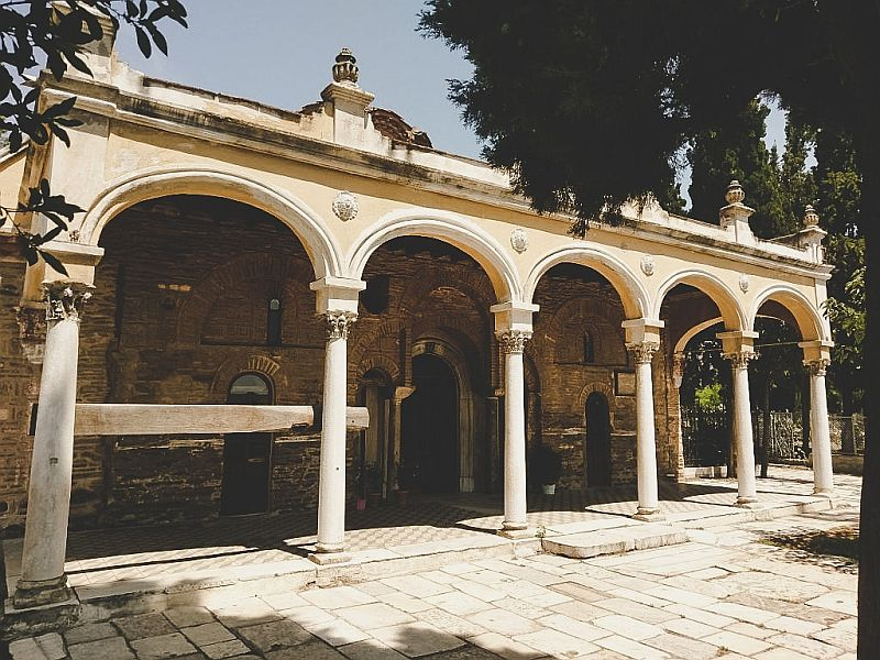 Das Moni Vlatadon Kloster