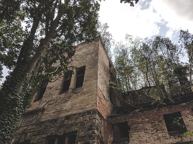 Das Alpenhaus in Beelitz