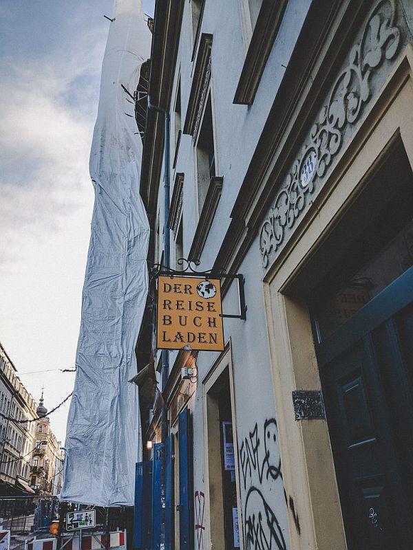 Der Reisebuchladen in Dresden