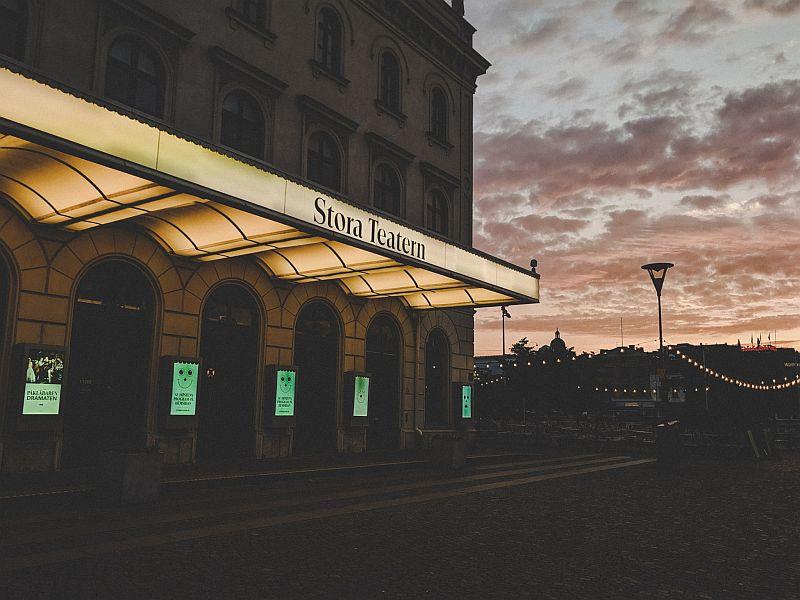 Das Stora Teatern in Göteborg
