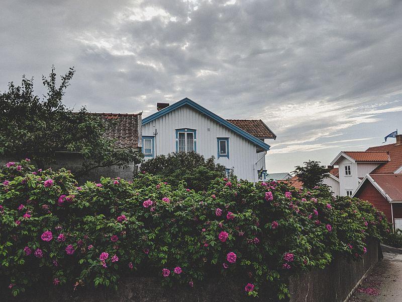 Haus auf Donsö