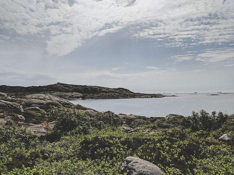 Naturschutzgebiet auf Vrångö