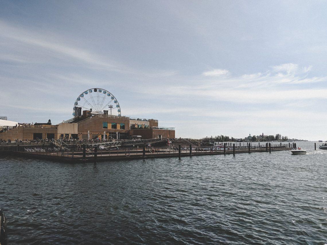 Helsinki Tipps - Der Allas Sea Pool