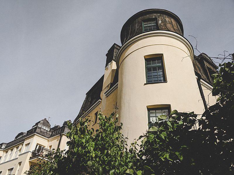 Helsinki Tipps - Finnische Architektur in Eira