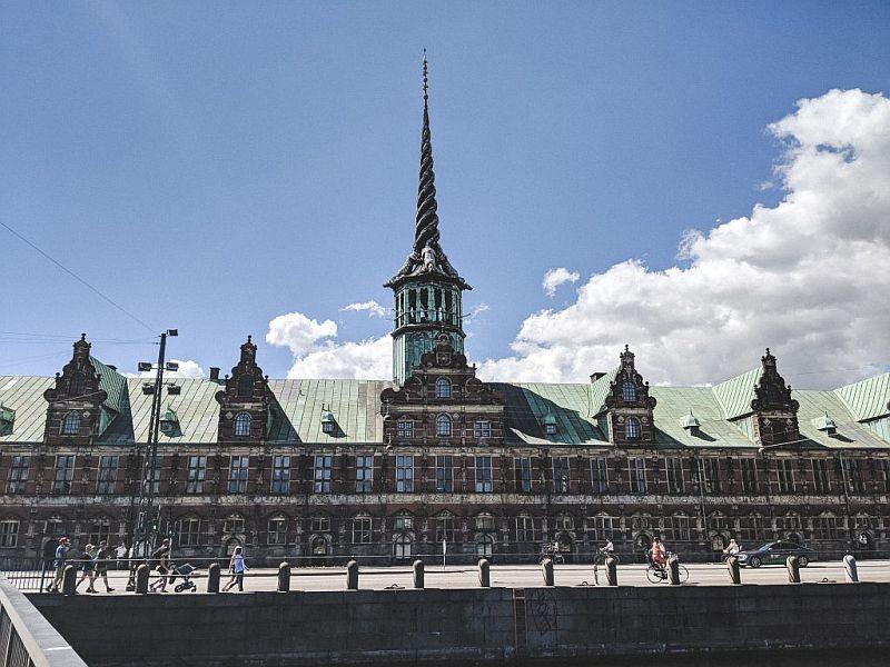 Die Kopenhagener Börse