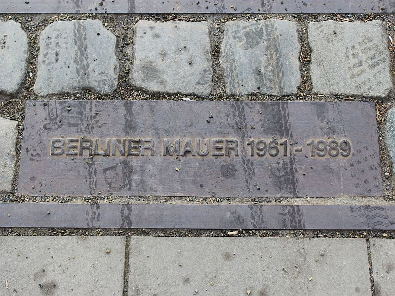 Berlin Highlights - Die Gedenkstätte der Berliner Mauer
