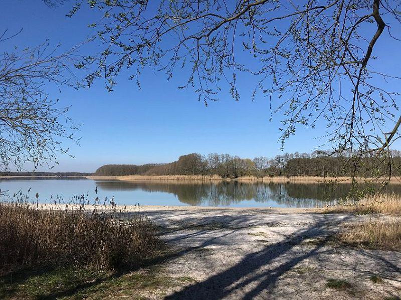 Ausflugsziele in Brandenburg - Der Seddiner See