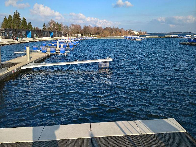 Ausflugsziele in Brandenburg - Der Senftenberger See