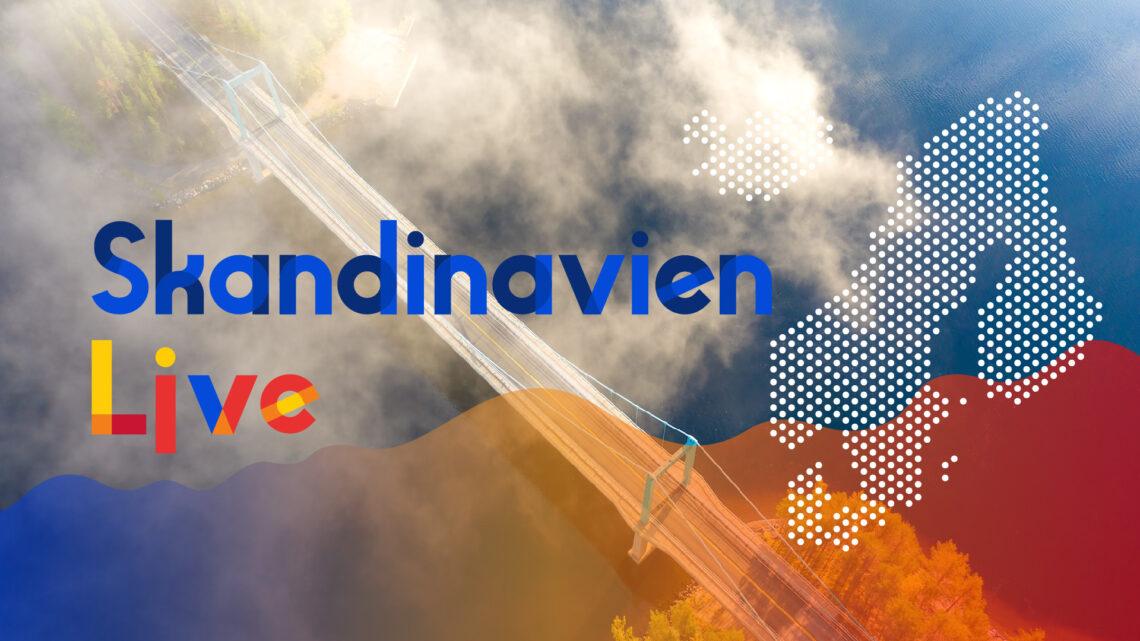 Skandinavien.Live - Vom Wohnzimmer aus nach Nordeuropa