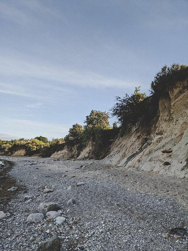 Boltenhagen Tipps - Wunderschöner Spaziergang entlang der Steilküste