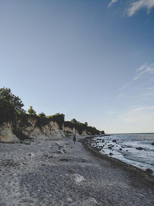 Boltenhagen Tipps - Die Steilküste in Boltenhagen