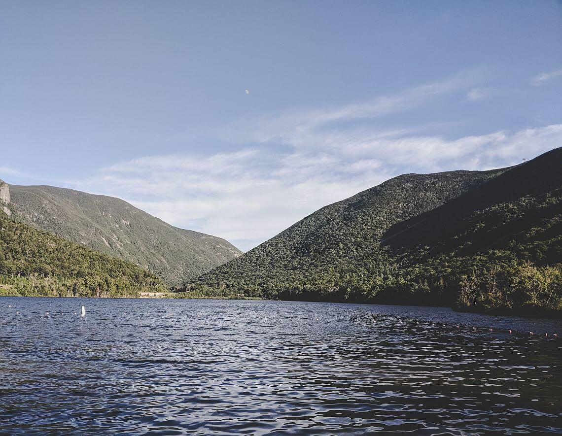 Neuengland Rundreise - Die White Mountains in New Hampshire