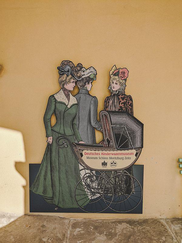Zeitz Tipps - das Deutsche Kinderwagenmuseum