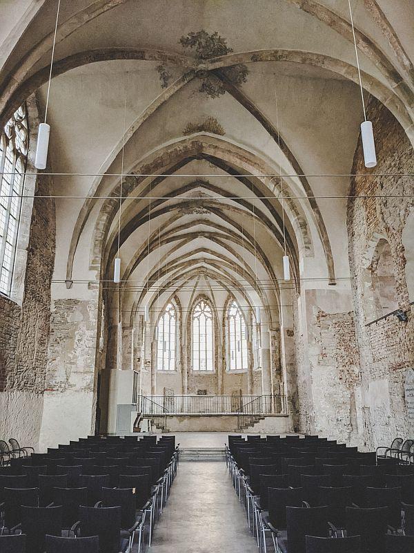 Zeitz Tipps - Die Klosterkirche der Franziskaner