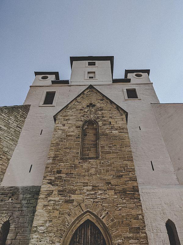 Die Michaeliskirche in Zeitz