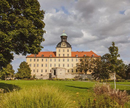 Zeitz Tipps - Das Schloss Moritzburg Zeitz