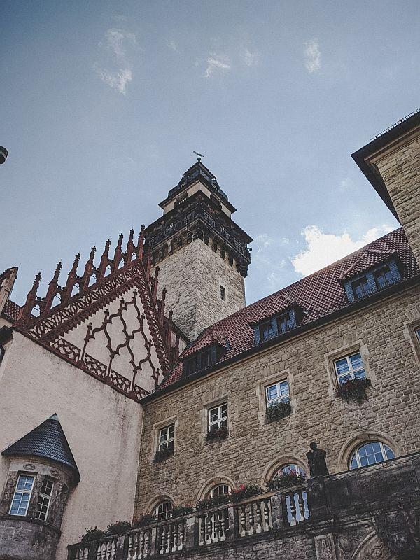 Zeitz Tipps - das Zeitzer Rathaus und der Rathausturm