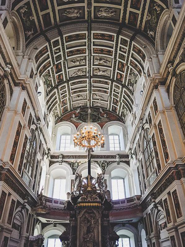 Weißenfels Sehenswürdigkeiten - Die Schlosskirche St. Trinitatis