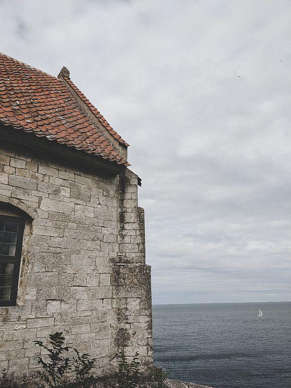 An der Højerup Gamle Kirke