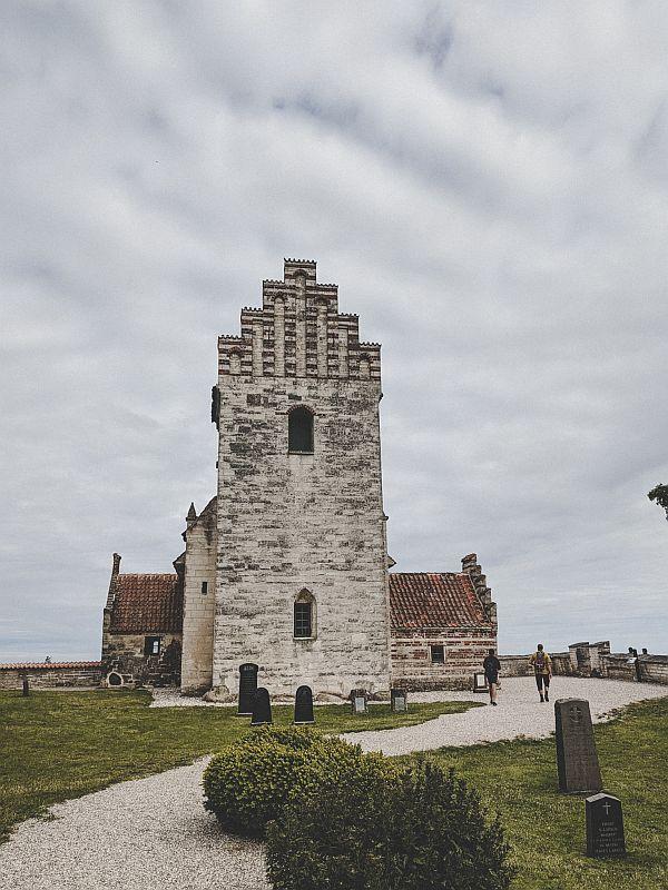 Die Højerup Gamle Kirke