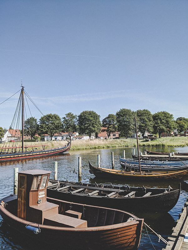 Das Wikingerschiffmuseum in Roskilde
