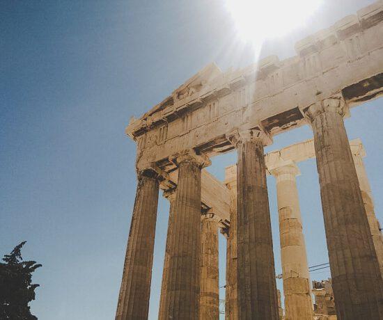Athen Tipps - Die Akropolis