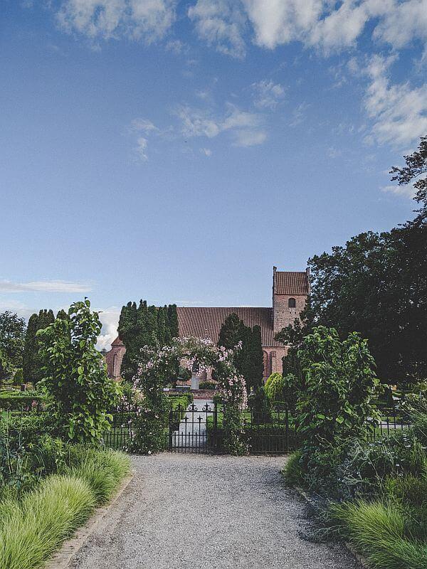 Præstø Highlights - Die Kirche