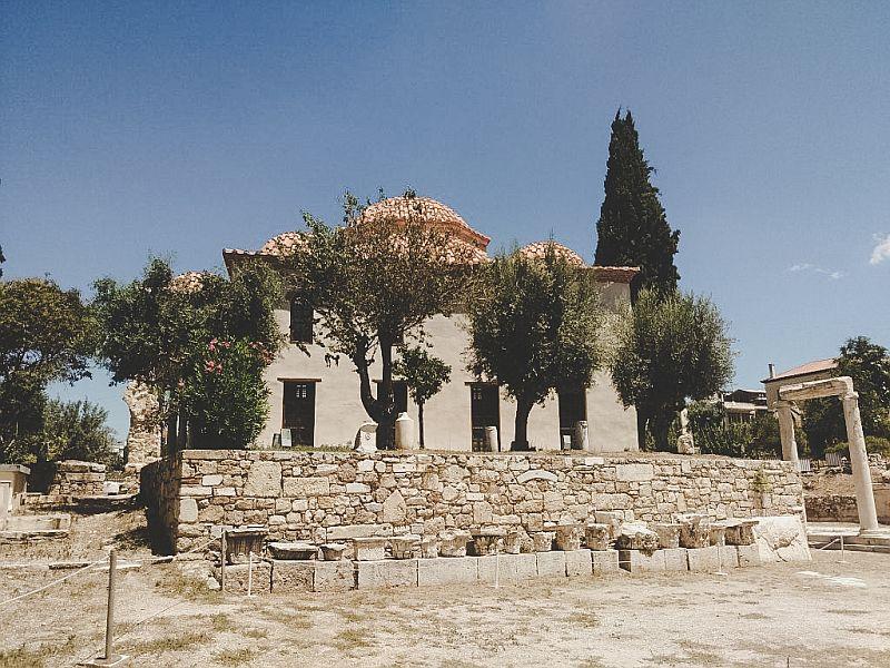 Die Römische Agora