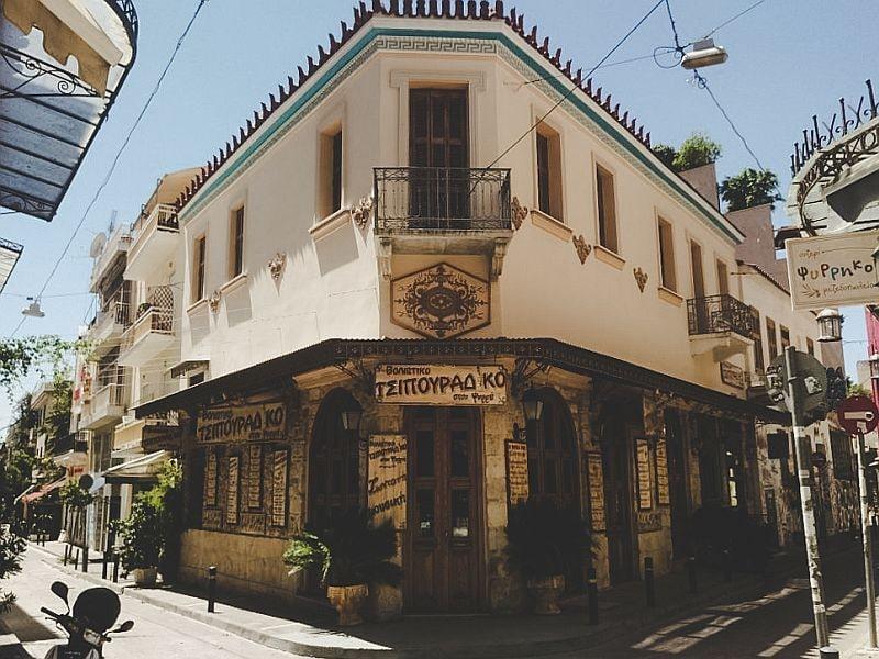 Eine alte Taverne