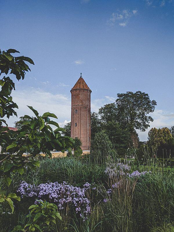 Præstø Highlights - Der alte Wasserturm