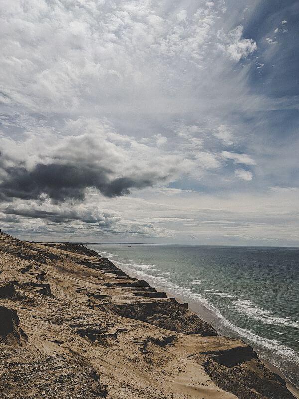 Die Küste von Nordjütland