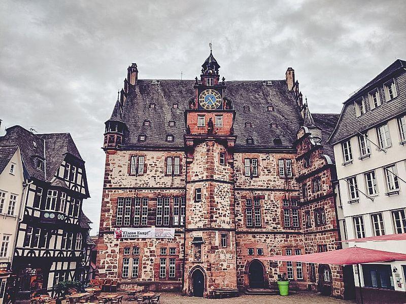 Das Marburger Rathaus