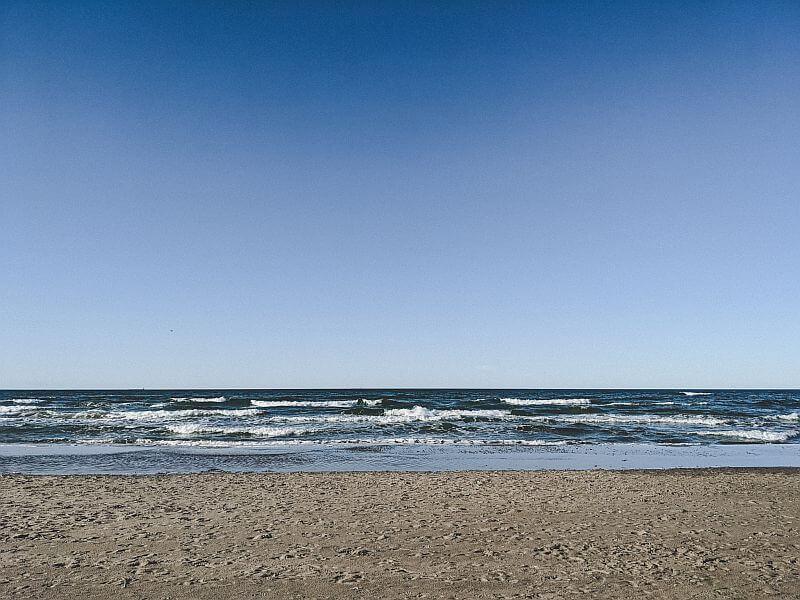 Die Nordsee in Skagen