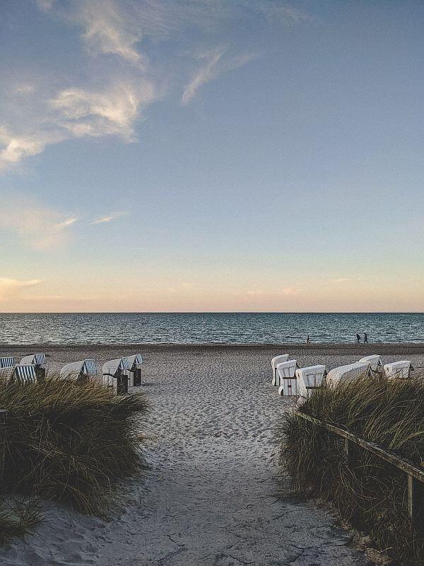 Sommerurlaub in Deutschland - Boltenhagen an der Ostsee