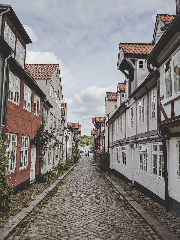 Sommerurlaub in Deutschland - Flensburg in Schleswig-Holstein