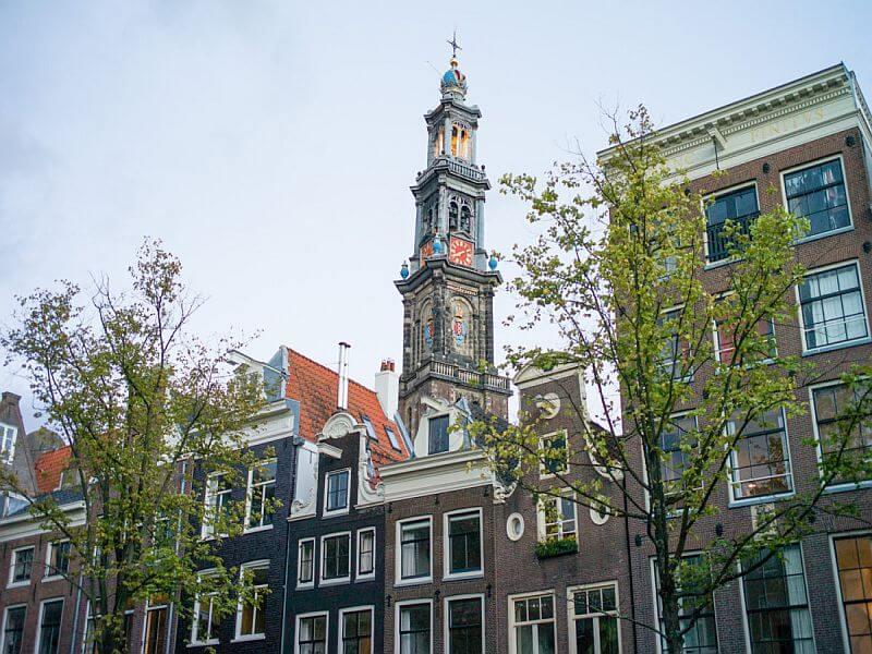 Amsterdam Highlights - Die Westerkerk